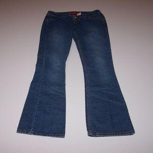 Levi's 520 Too Super Low Stretch Jeans 7 Jr